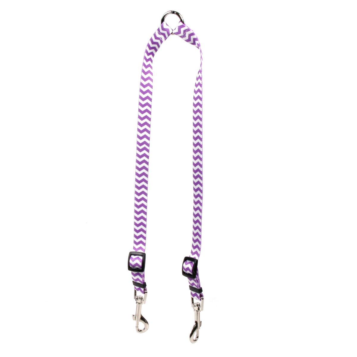 Grape Chevron Coupler Lead