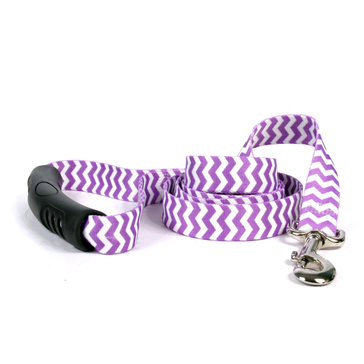 Grape Chevron EZ-Lead