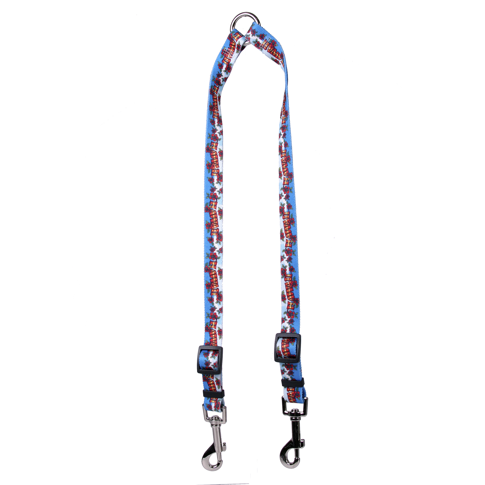 Hawaii Red and Blue Coupler Lead