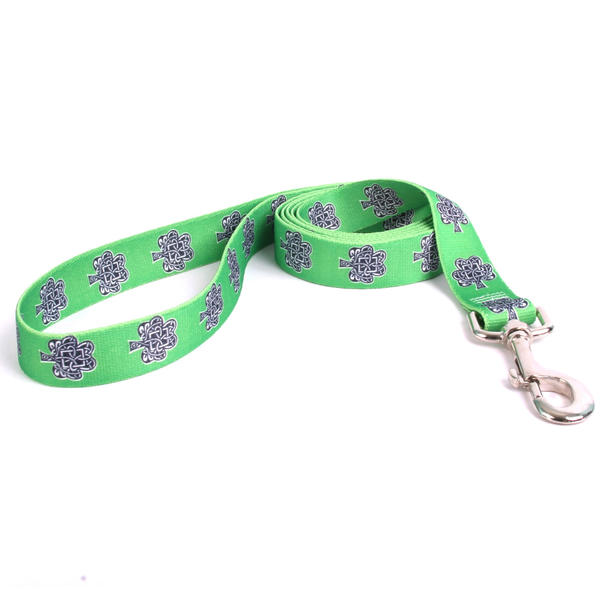 Knotted Shamrock Lead