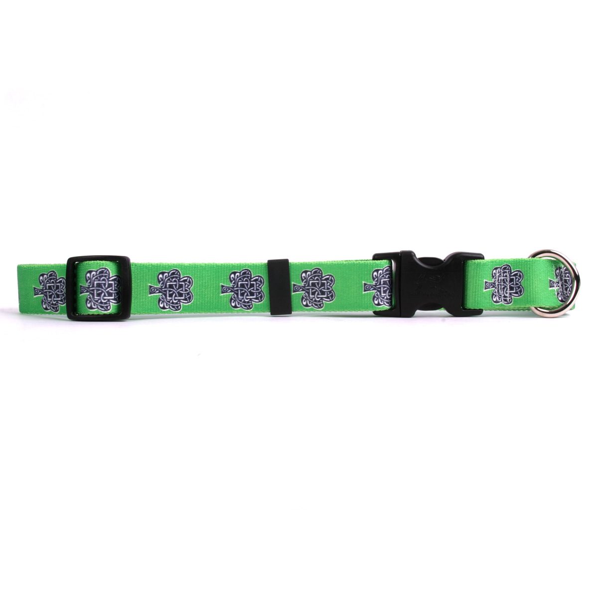 Knotted Shamrock Standard Collar