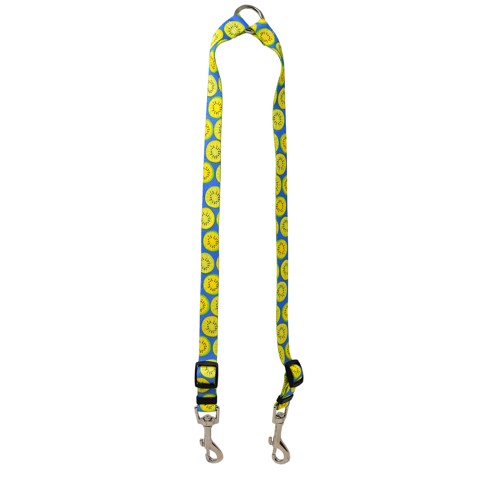 Lemon Lime Blue Coupler Lead