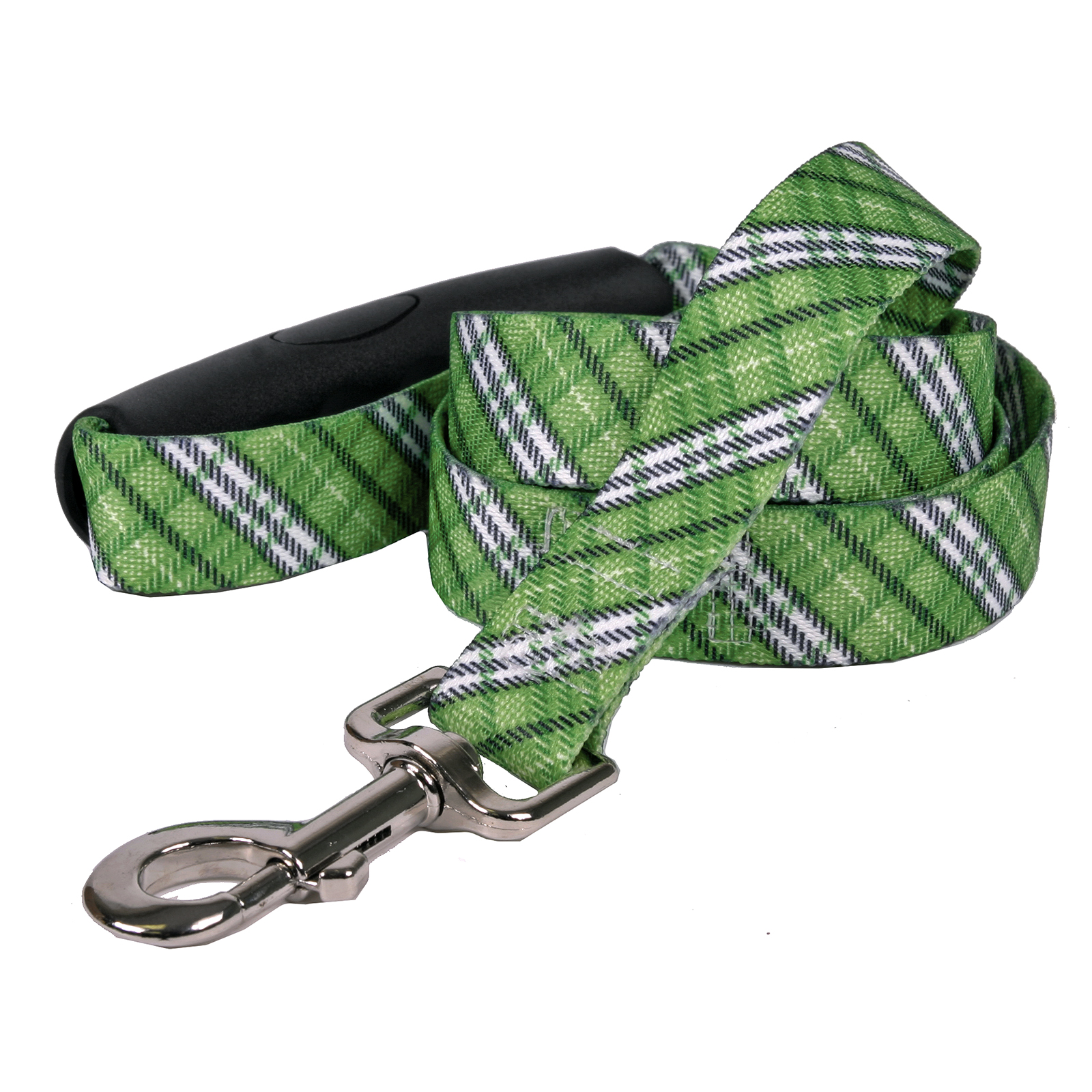 London Plaid Kelly Green EZ-Lead