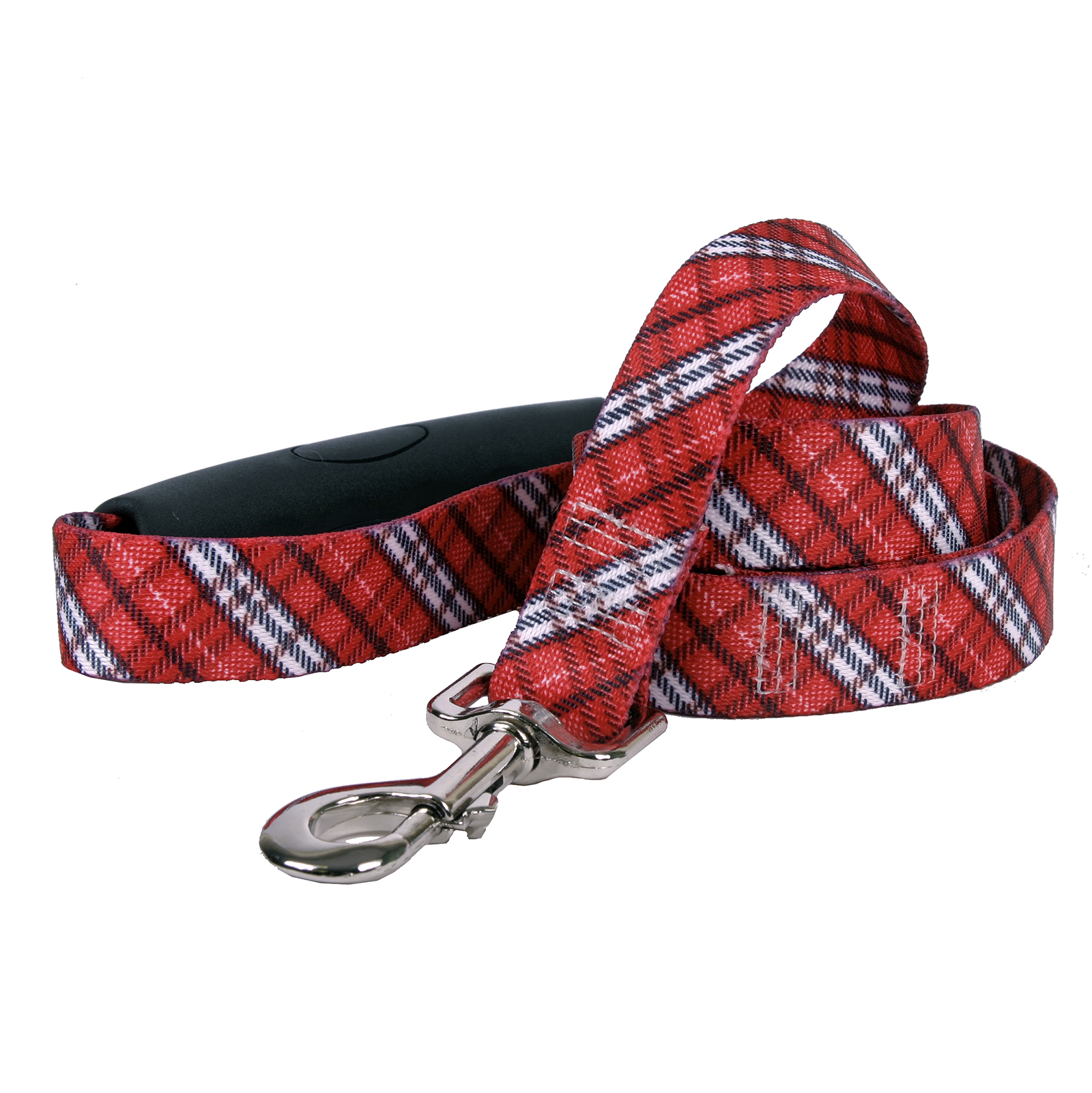 London Plaid Red EZ-Lead