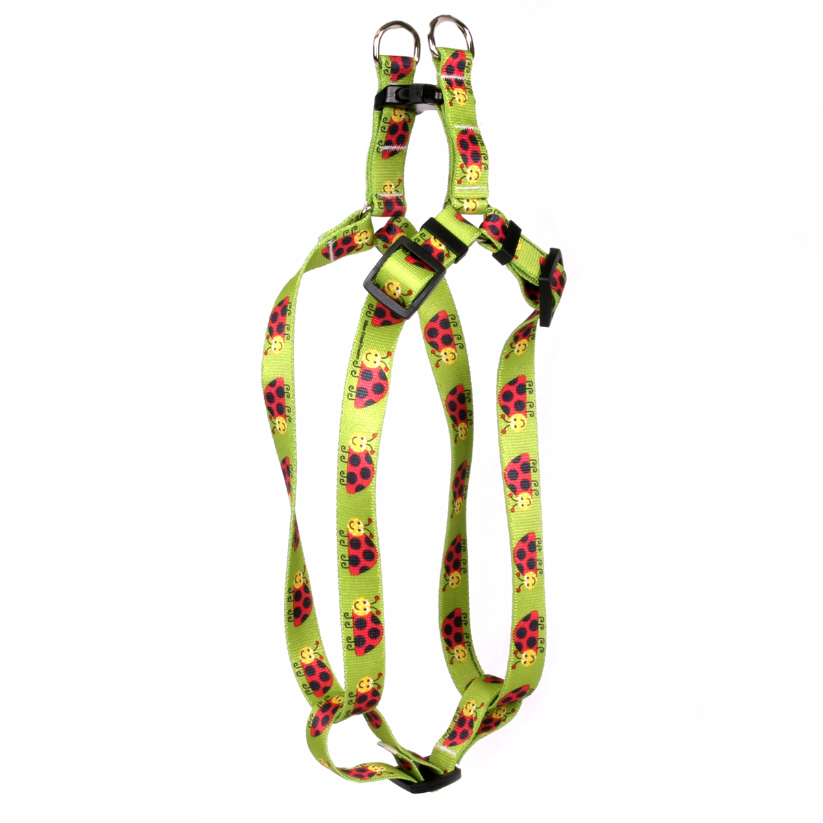 Lovely Ladybugs Step-In Harness
