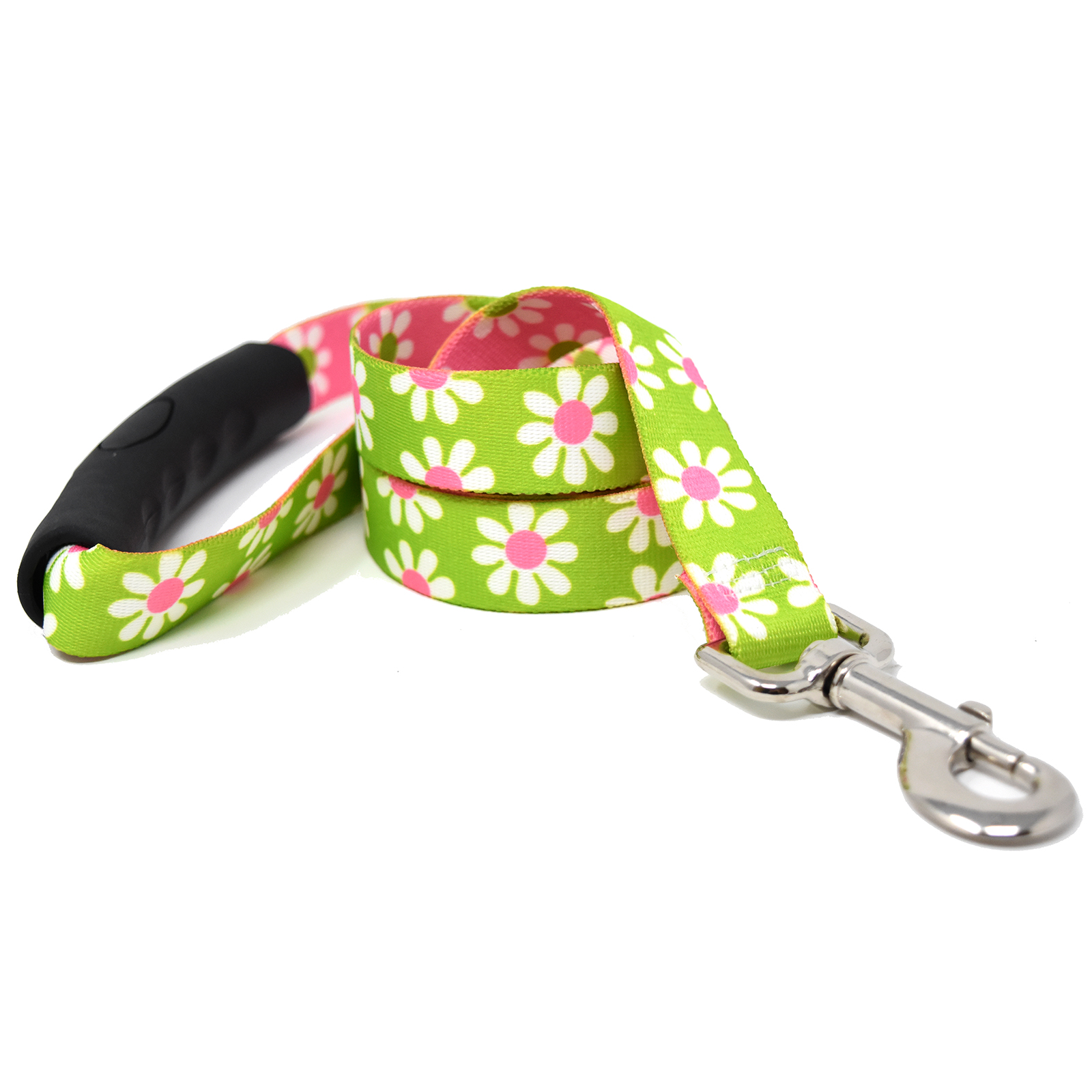 Green & Pink  Daisy EZ-Lead