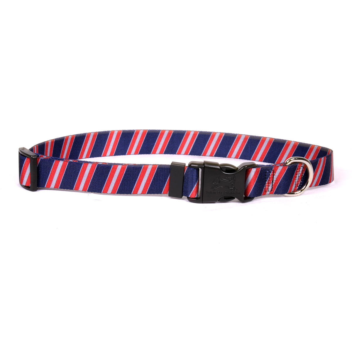 Team Spirit Navy, Red and Gray Standard Collar