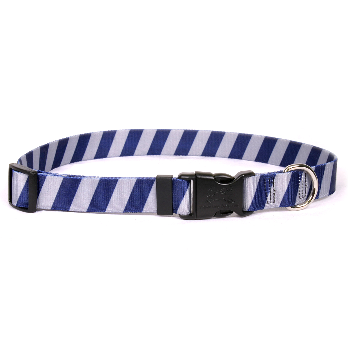 Team Spirit Blue and Silver Standard Collar
