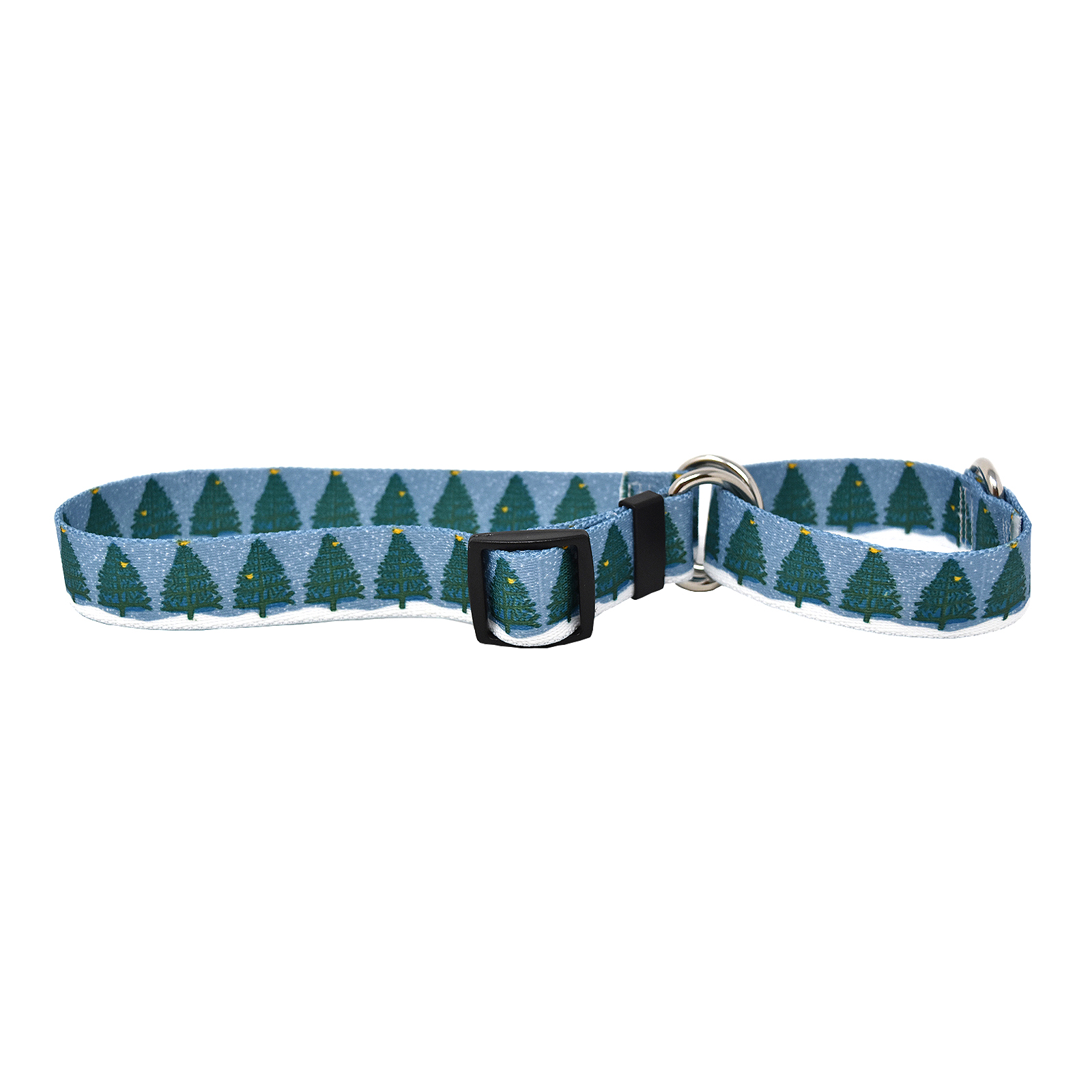 O Tanmenbaum Blue Martingale Collar