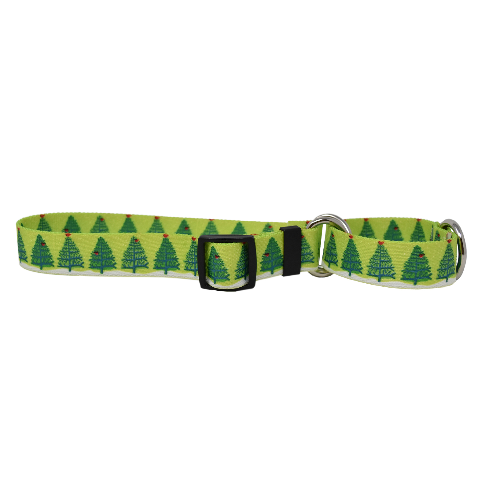 O Tanmenbaum Green Martingale Collar