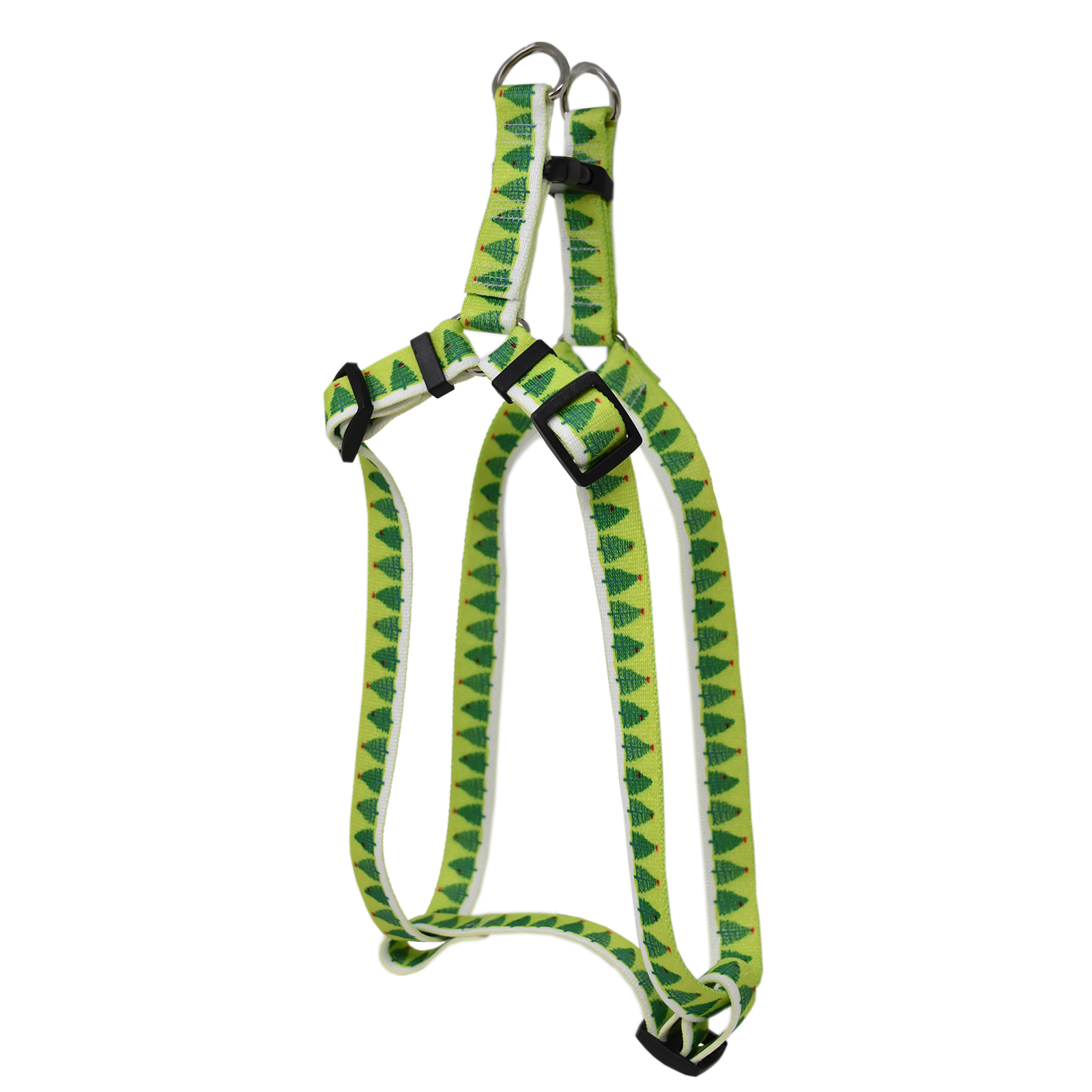 O Tanmenbaum Green Step-In Harness