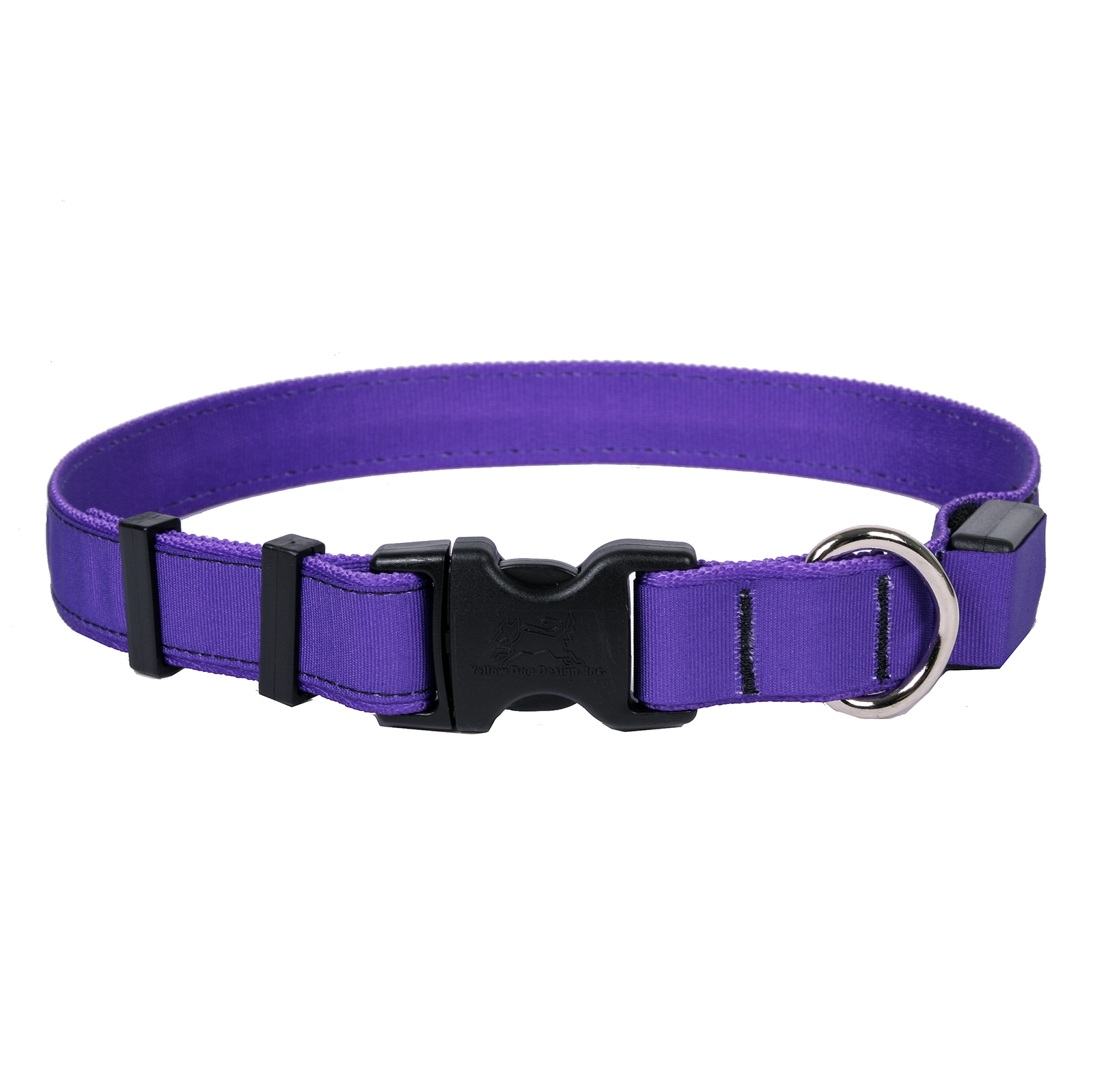 Solid Purple ORION LED Dog Collar