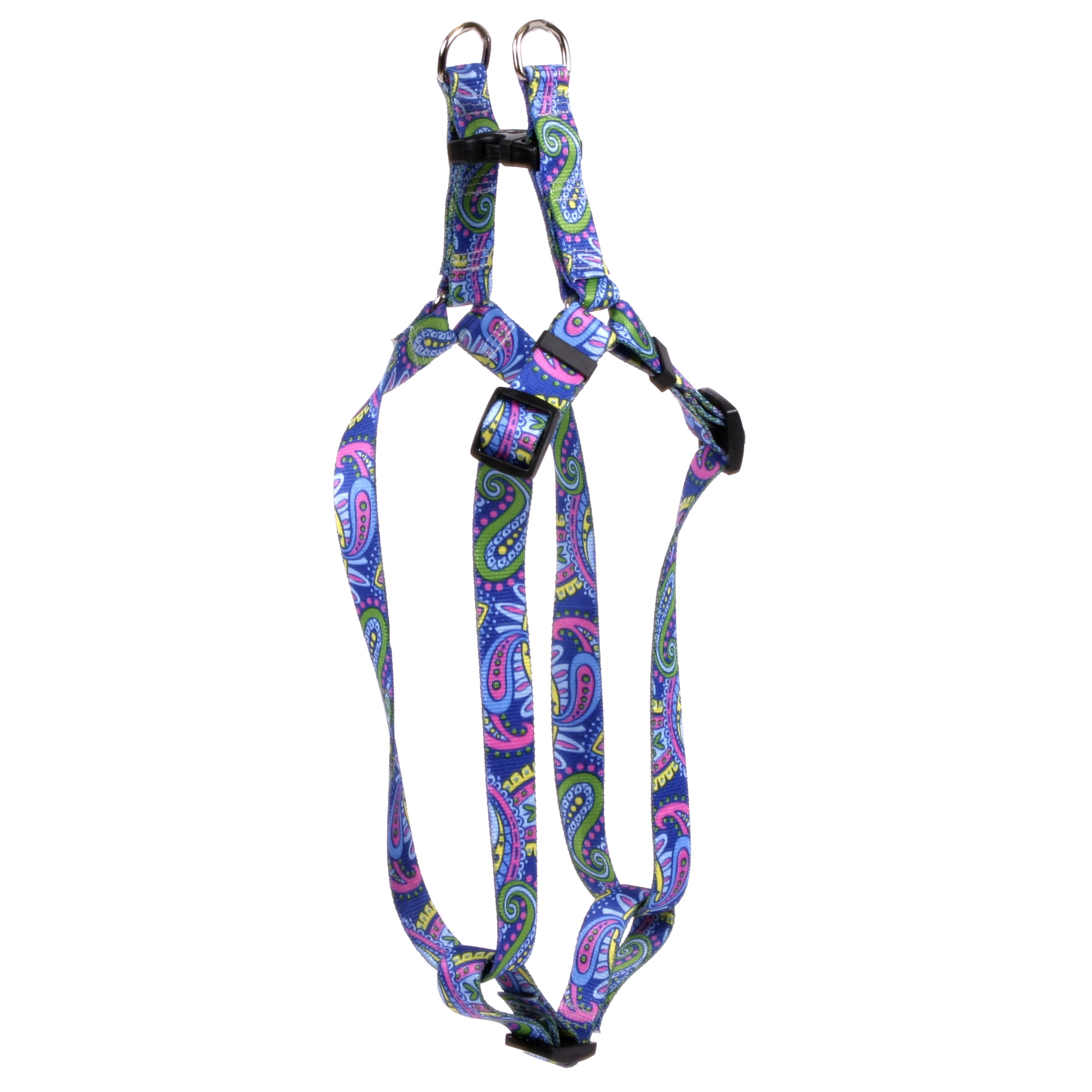Paisley Power Step-In Harness