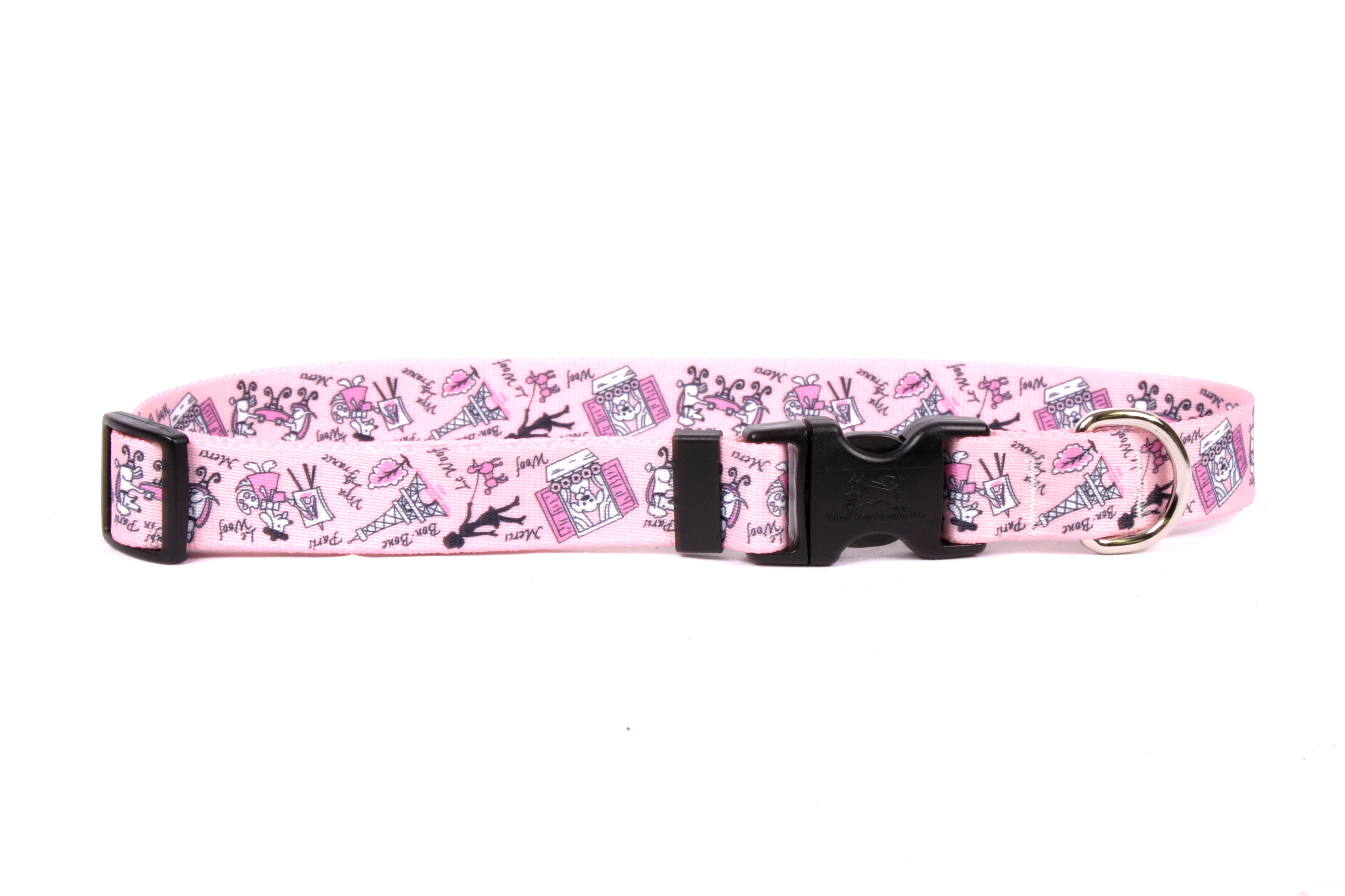 Parisian Pups Standard Collar