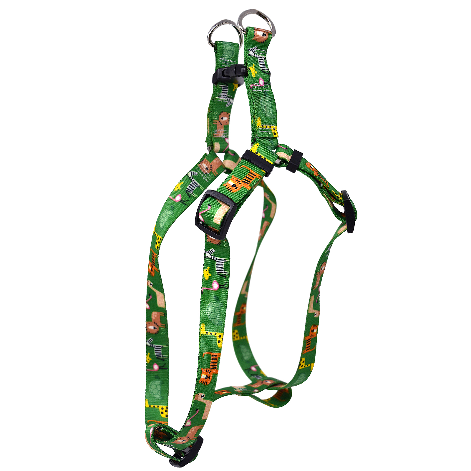 Safari Friends Step-In Harness