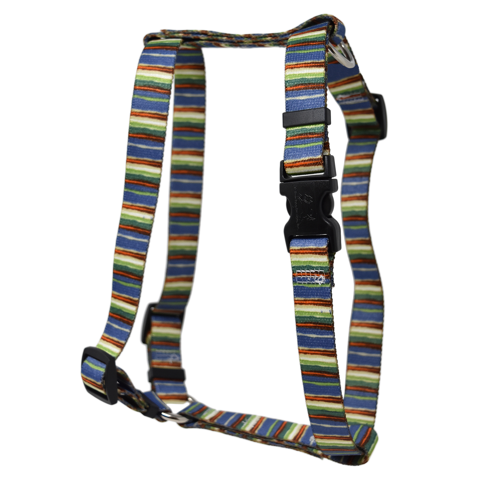 Sussex Stripe Roman H Harness