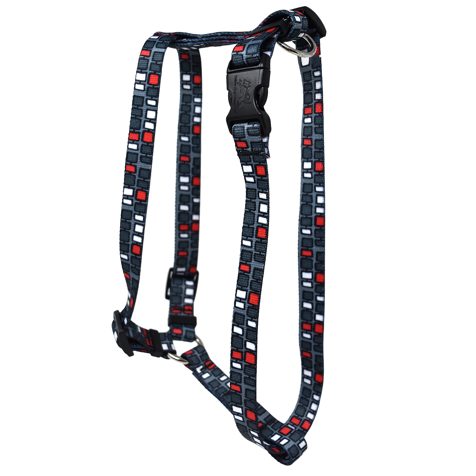 Square Links Roman H Harness