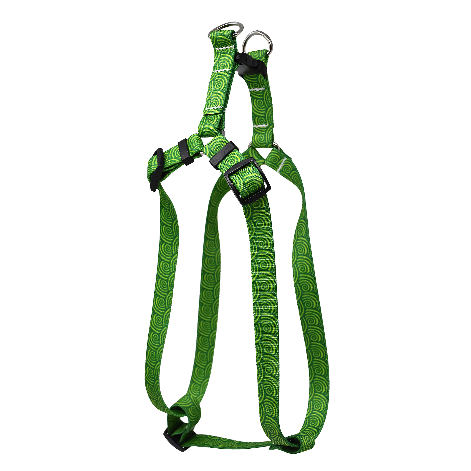 Surf Green Step-In Harness