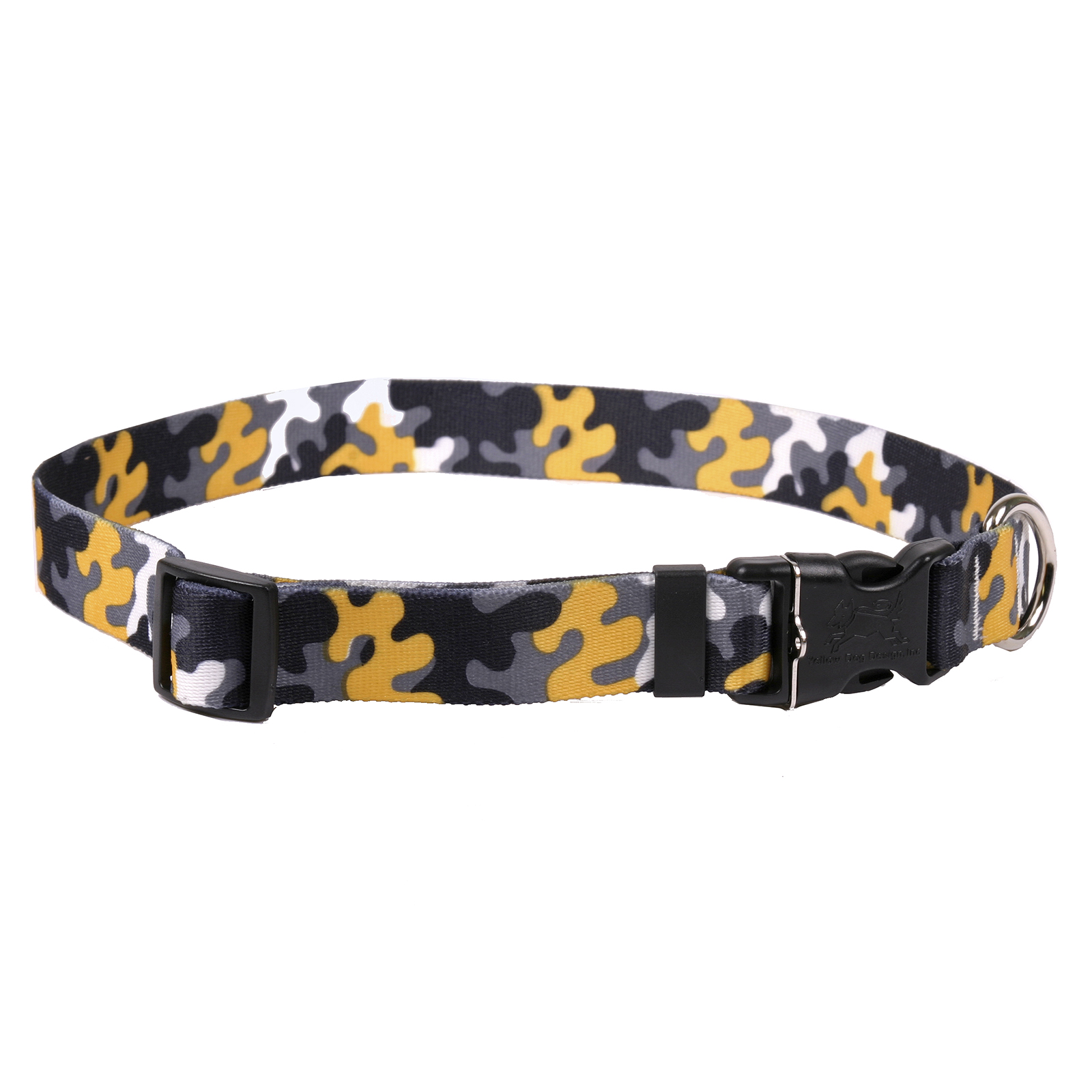 Black & Gold Camo Standard Collar