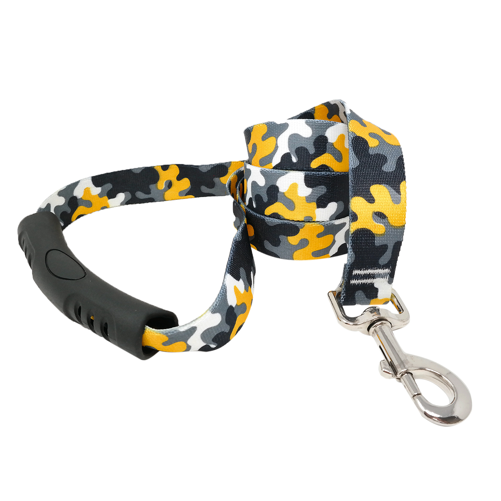Black & Gold Camo EZ-Lead