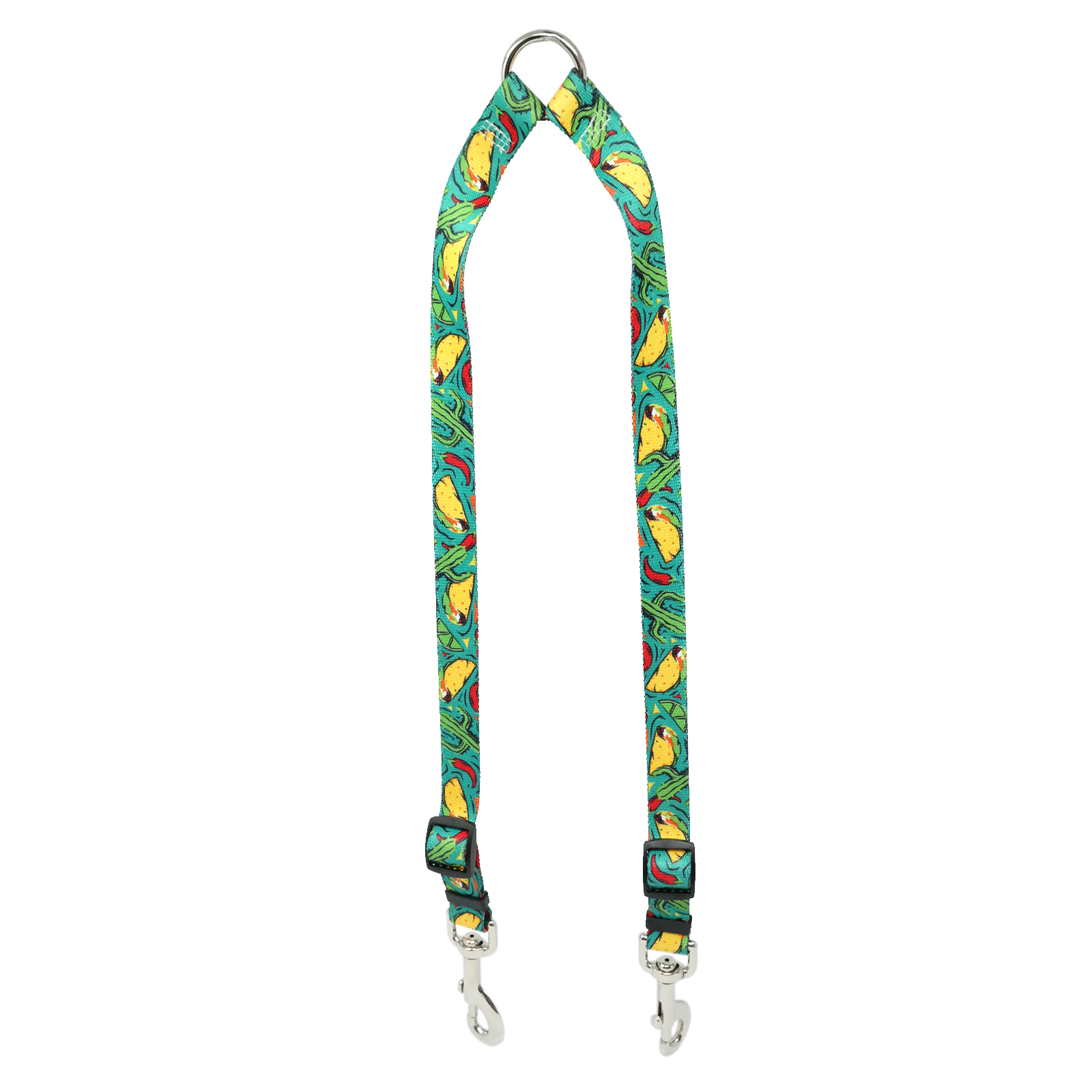 Taco Fiesta Teal  Coupler Lead