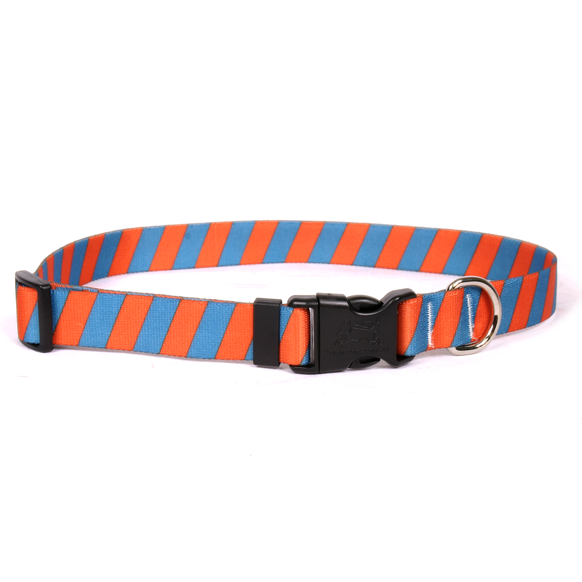 Team Spirit Orange and Teal Standard Collar