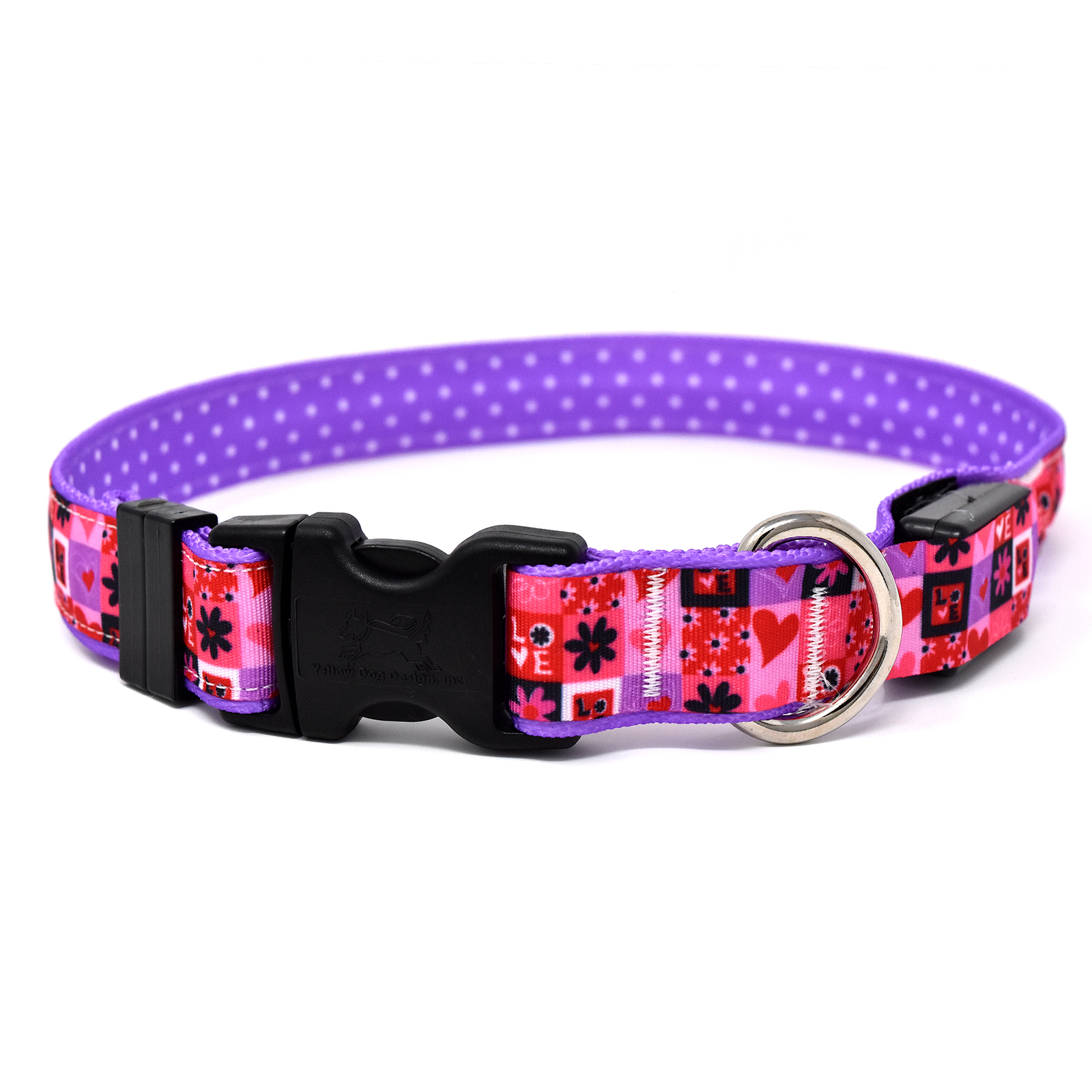 Valentine Blocks ORION LED Dog Collar
