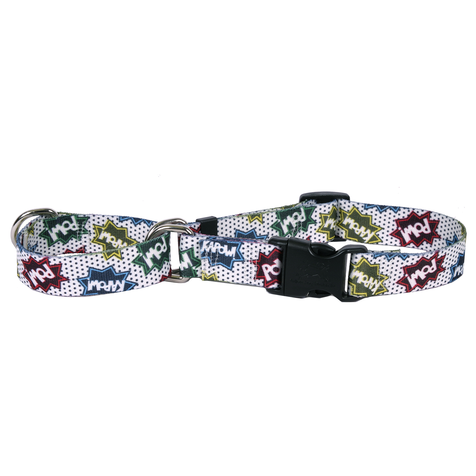 Action Caption Martingale Collar