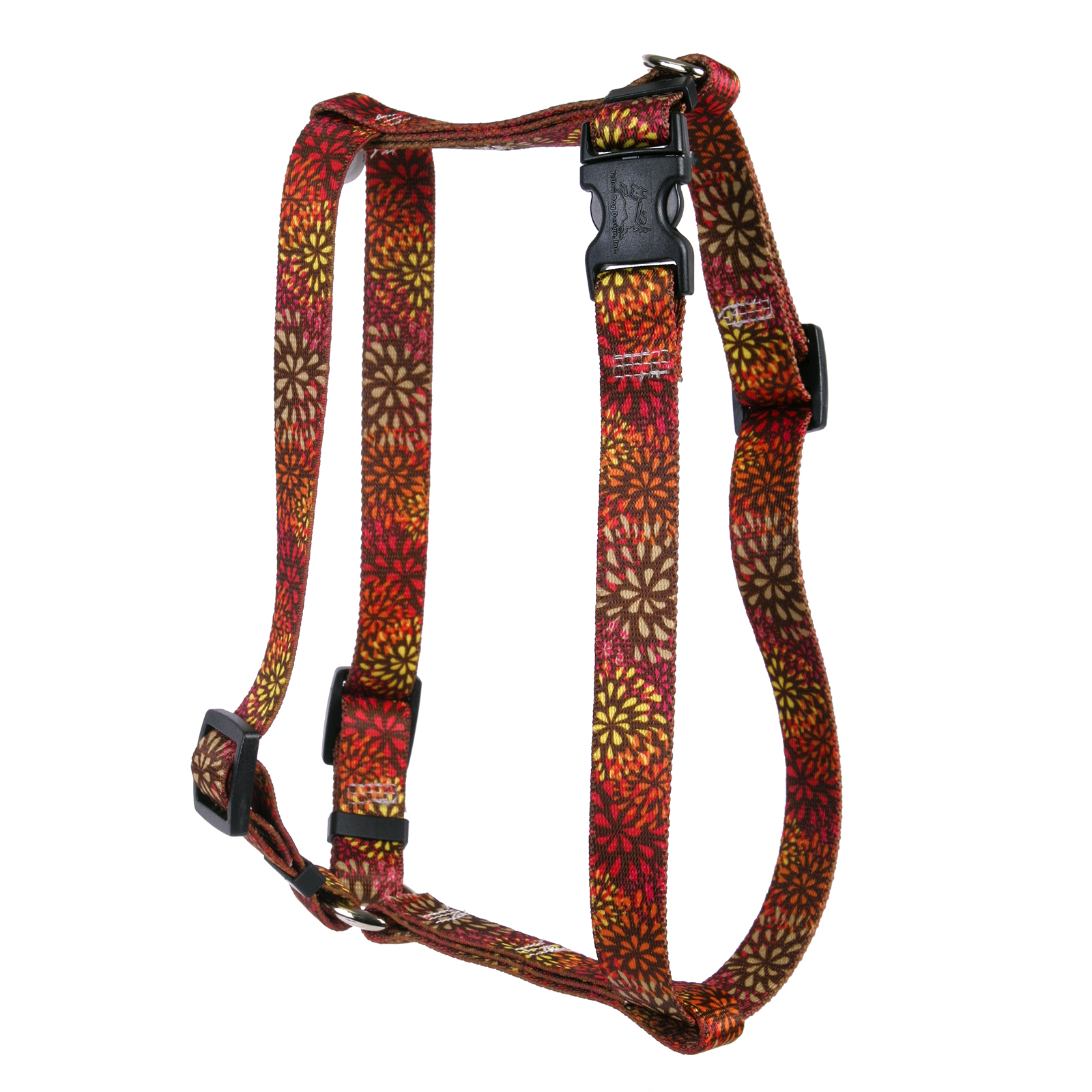 Flowerworks Red Roman H Harness