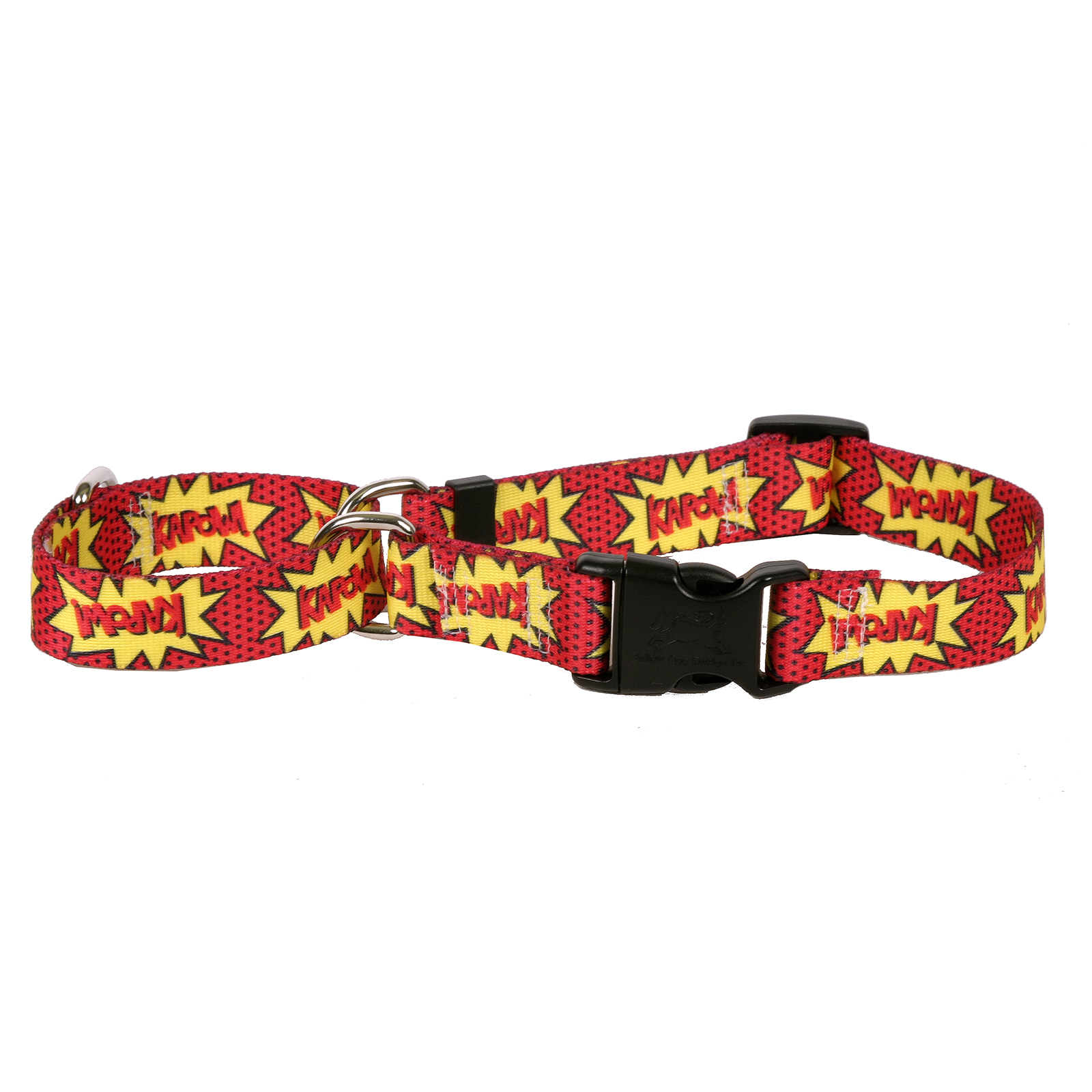 Kapow Martingale Collar