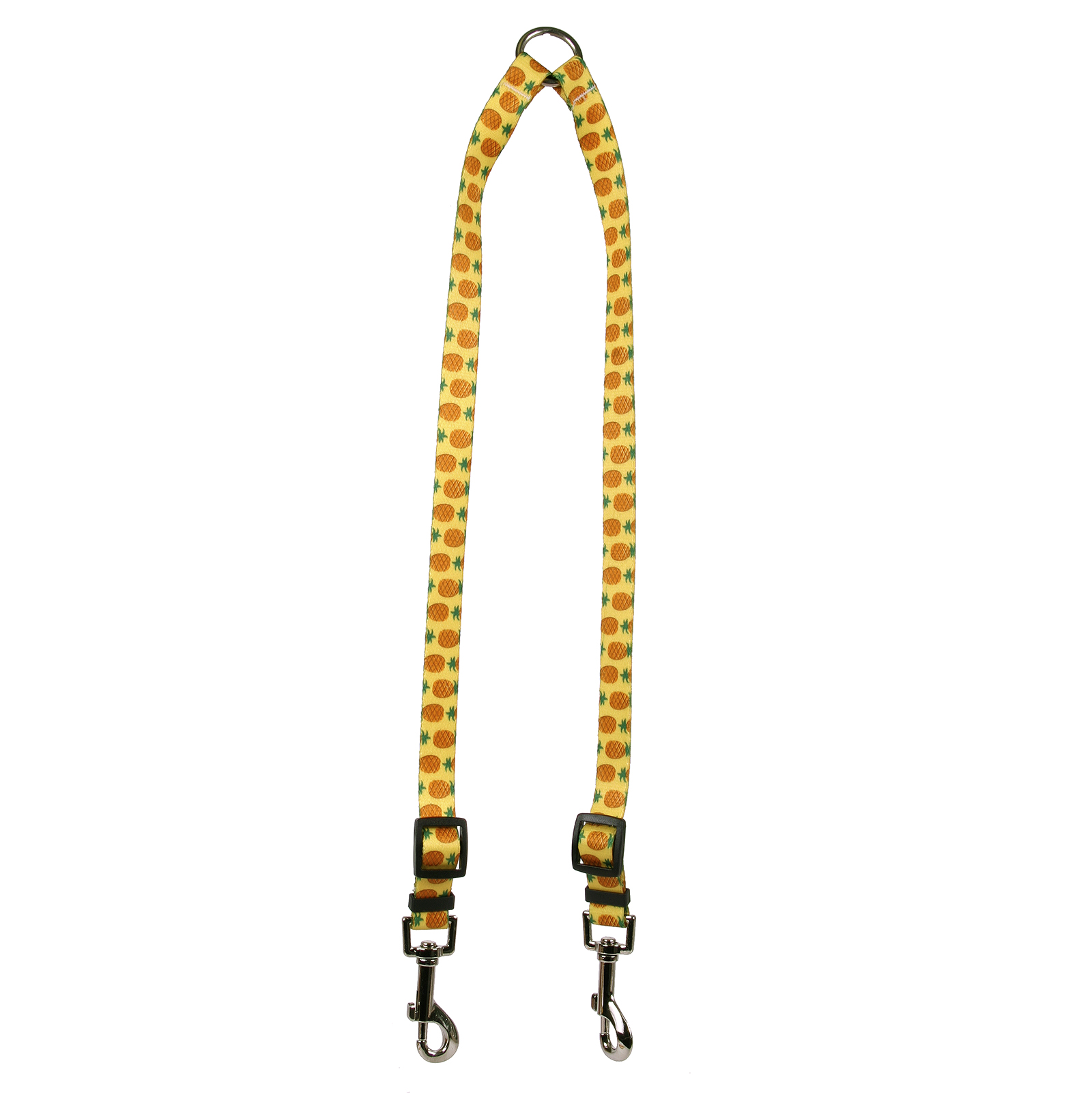 Pineapples Yellow Coupler Lead