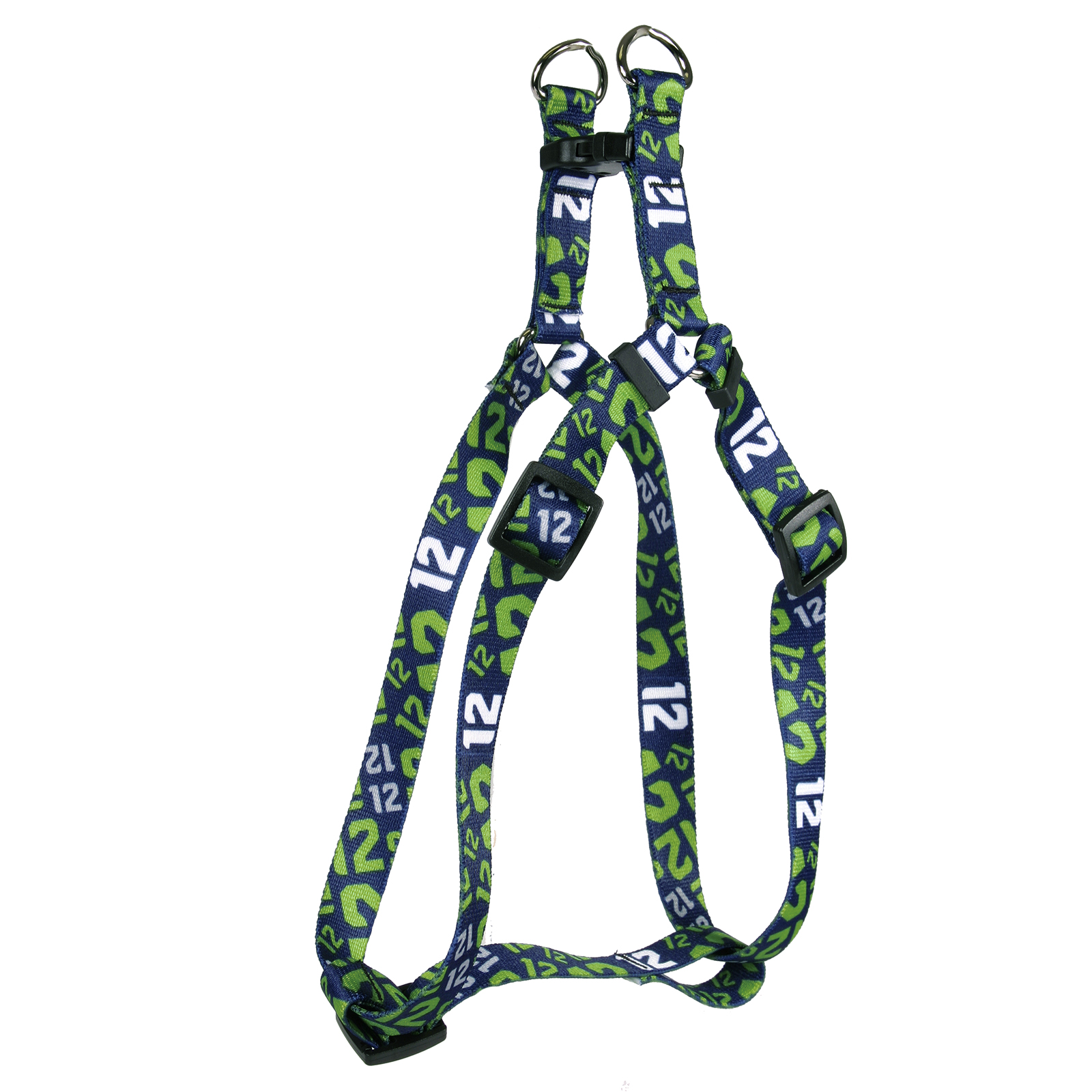 12th Dog Navy Blue Step-In Harness