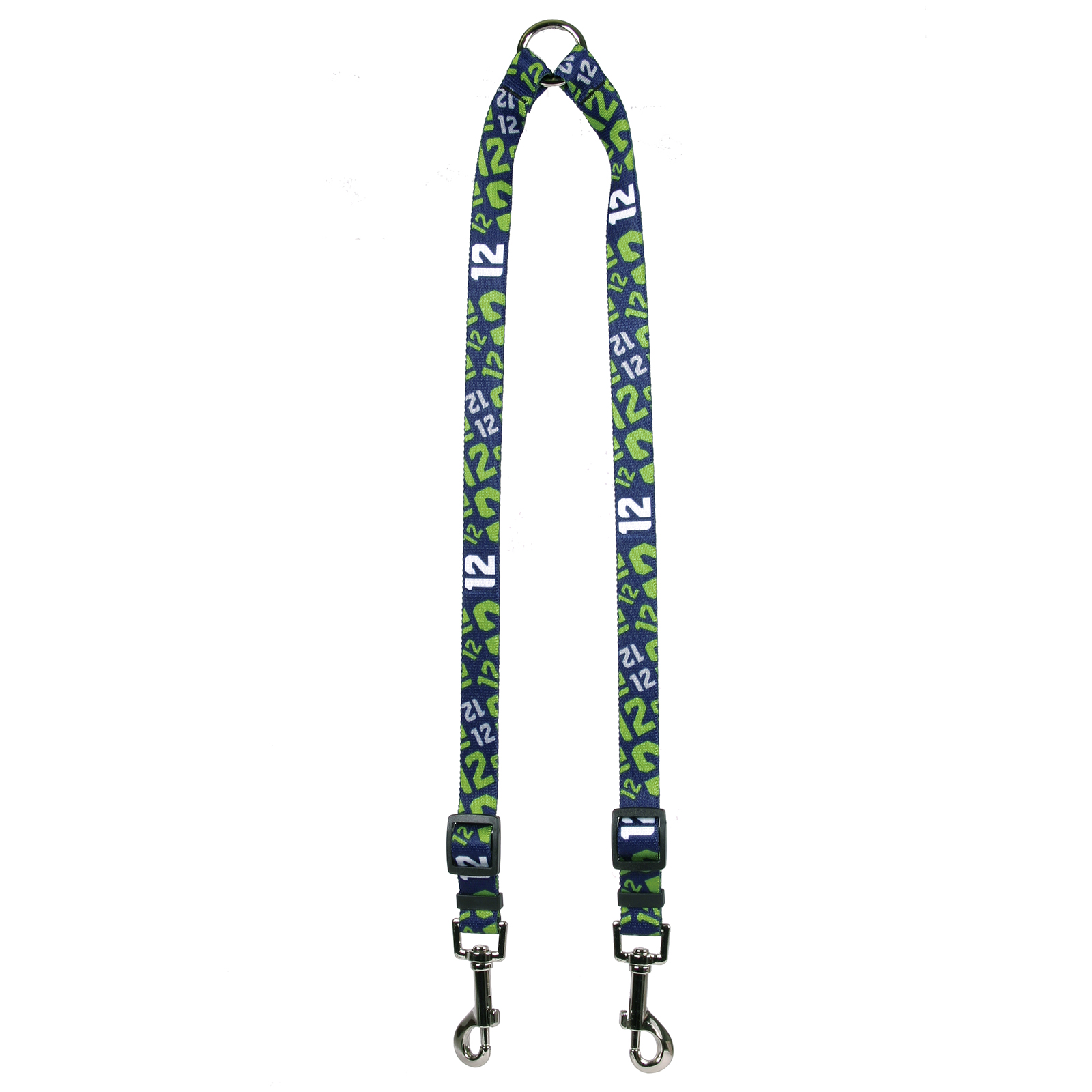 12th Dog Navy Blue Coupler Lead