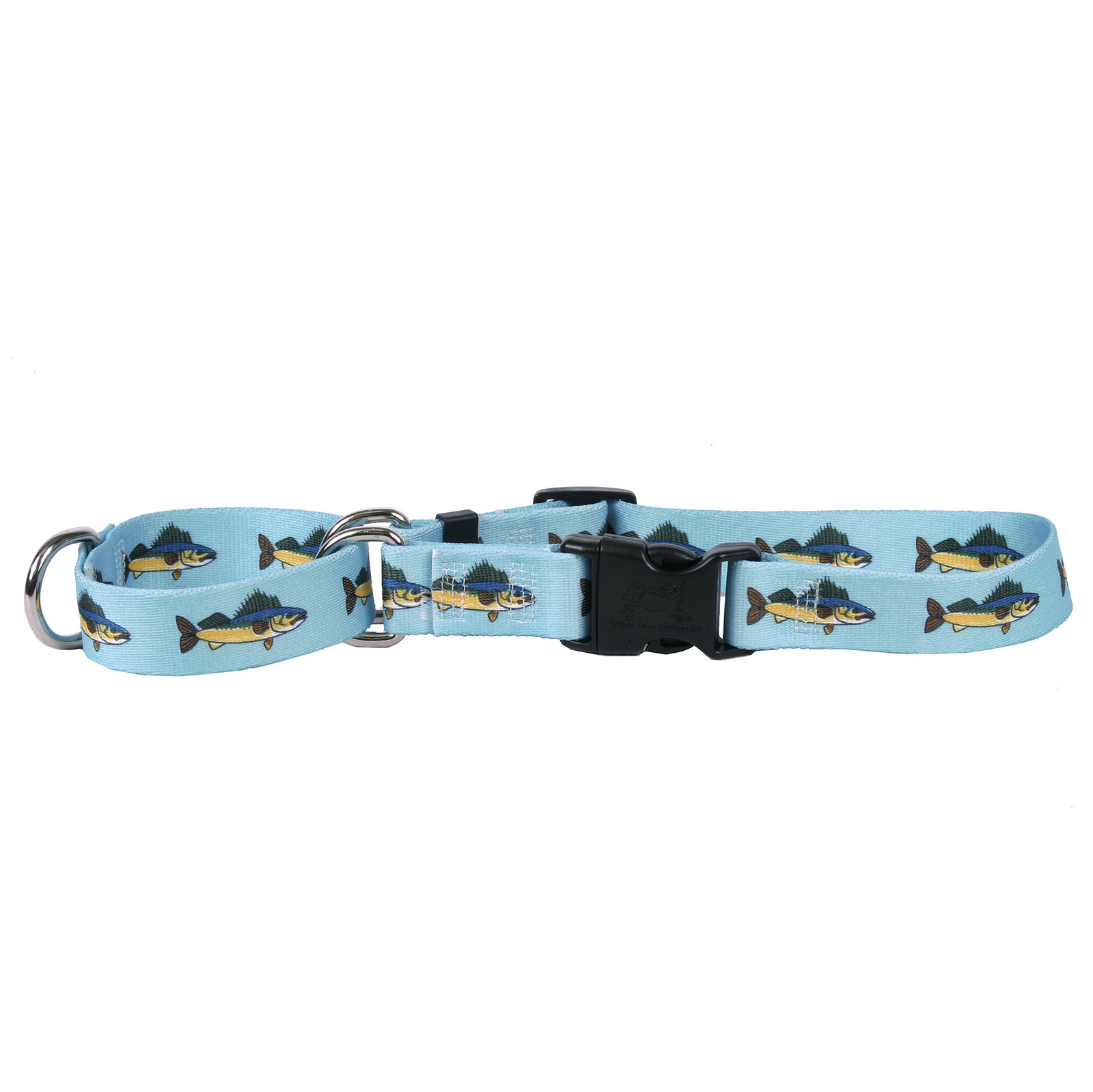 Walleye Martingale Collar