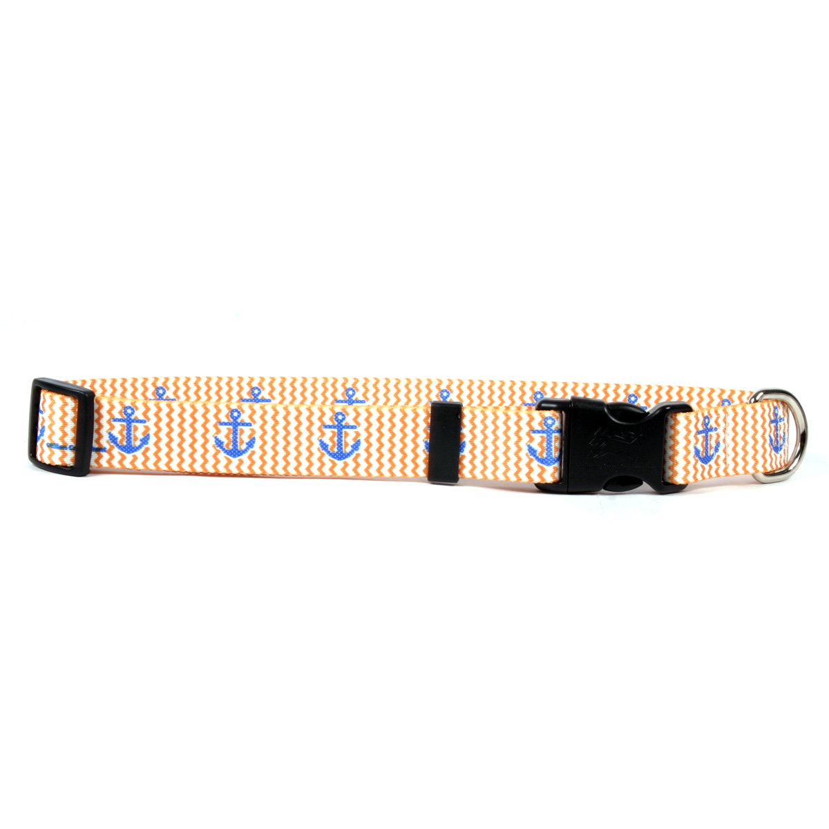 Anchors Away Standard Dog Collar