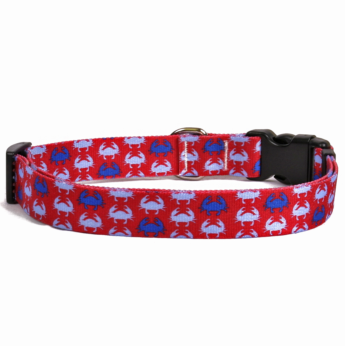 Blue Crabs Standard Collar
