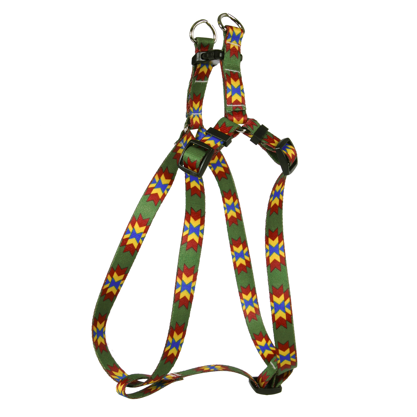 Navajo Step-In Harness
