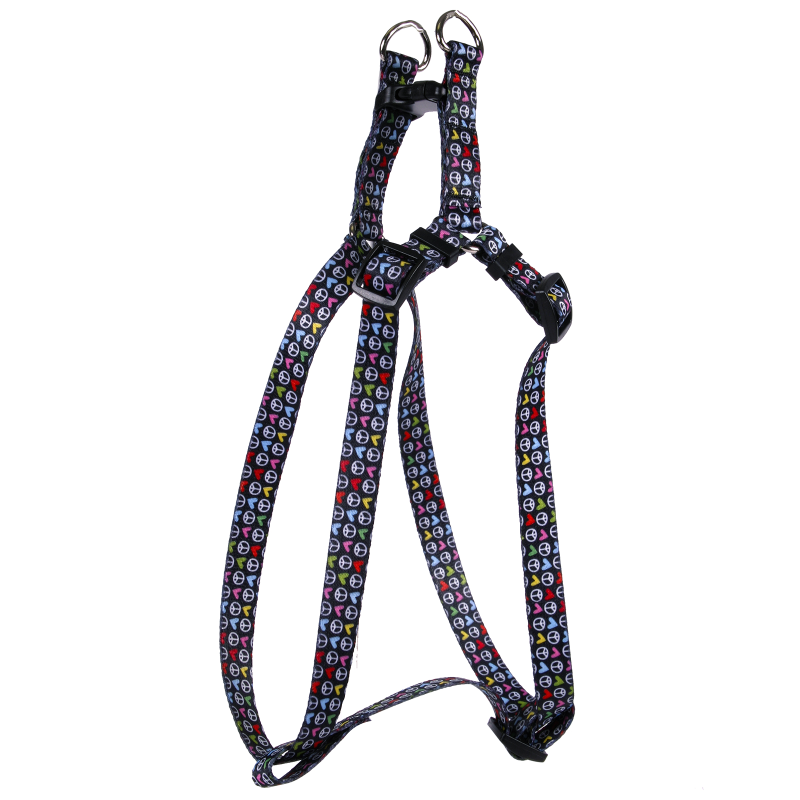 Peace & Love Step-In Harness