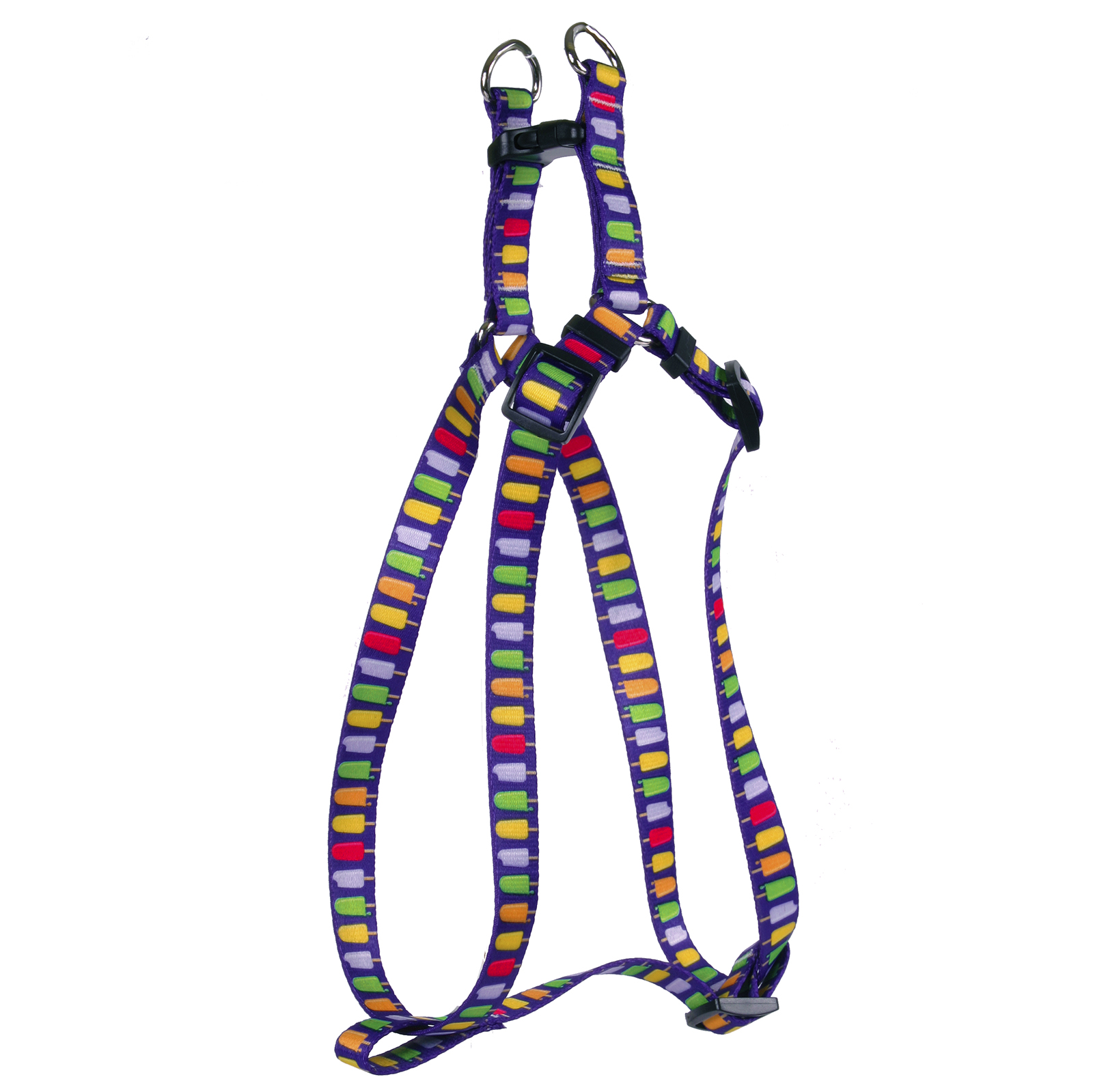 Popsicles Step-In Harness