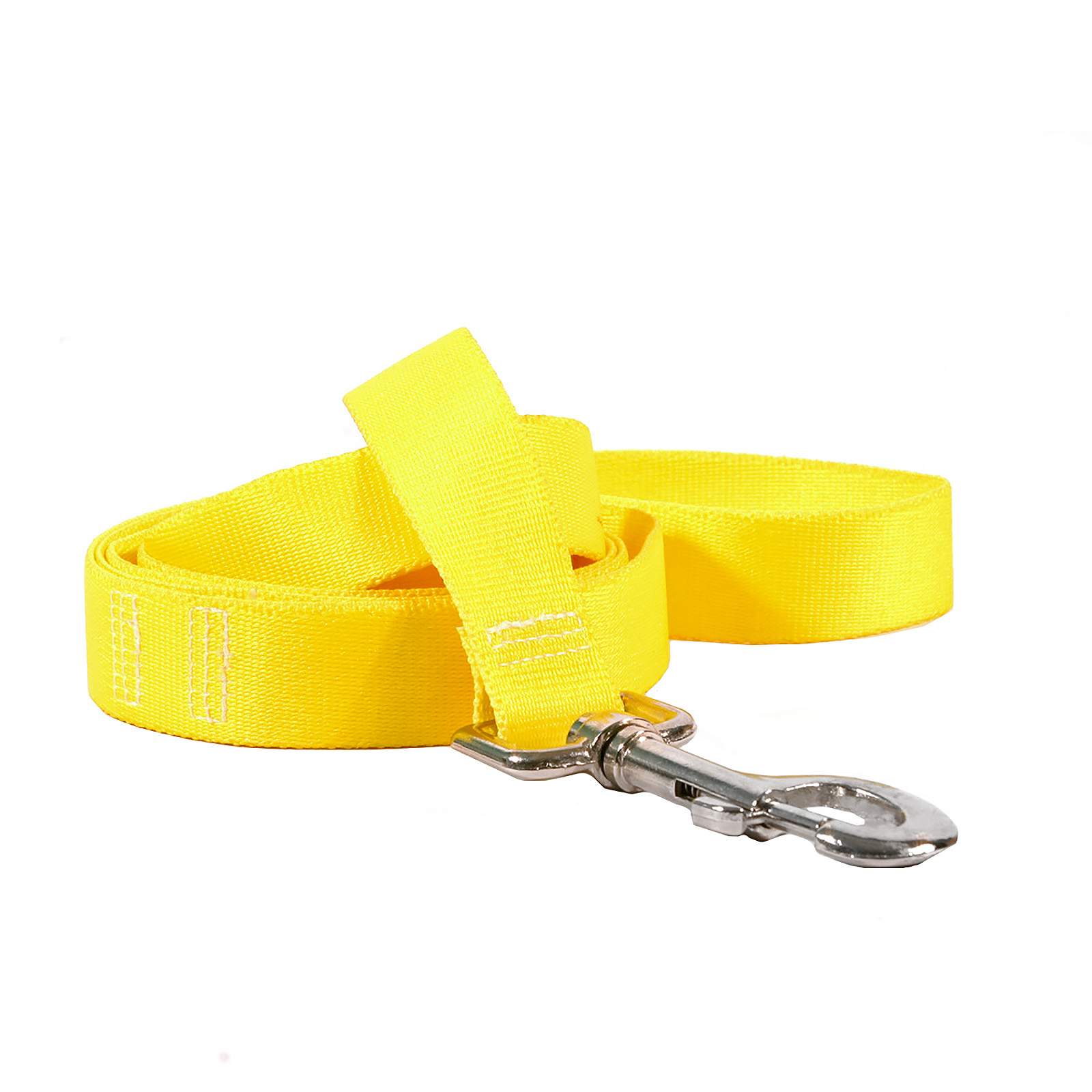 Solid Yellow Martingale Collar