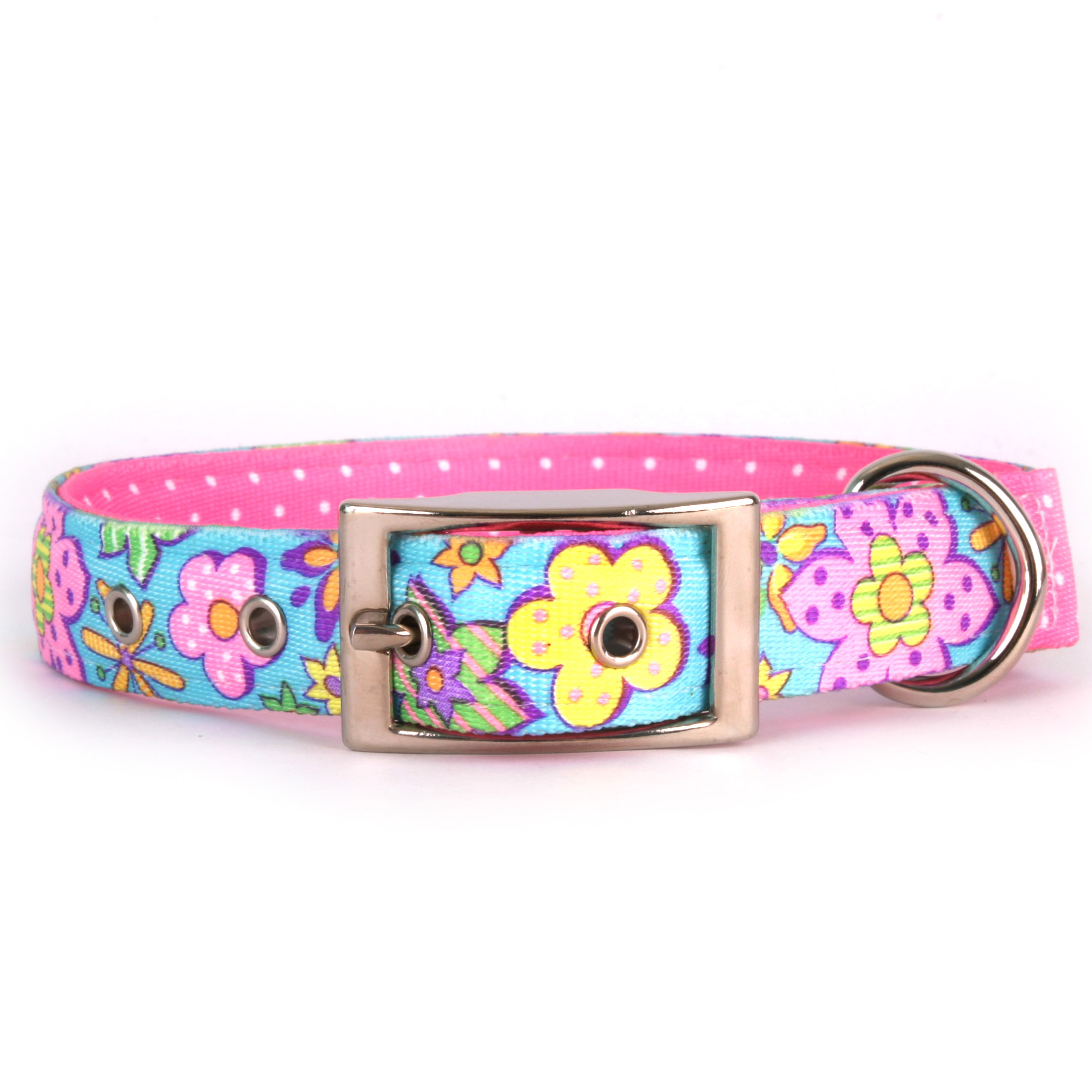 Flower Power Uptown Collar