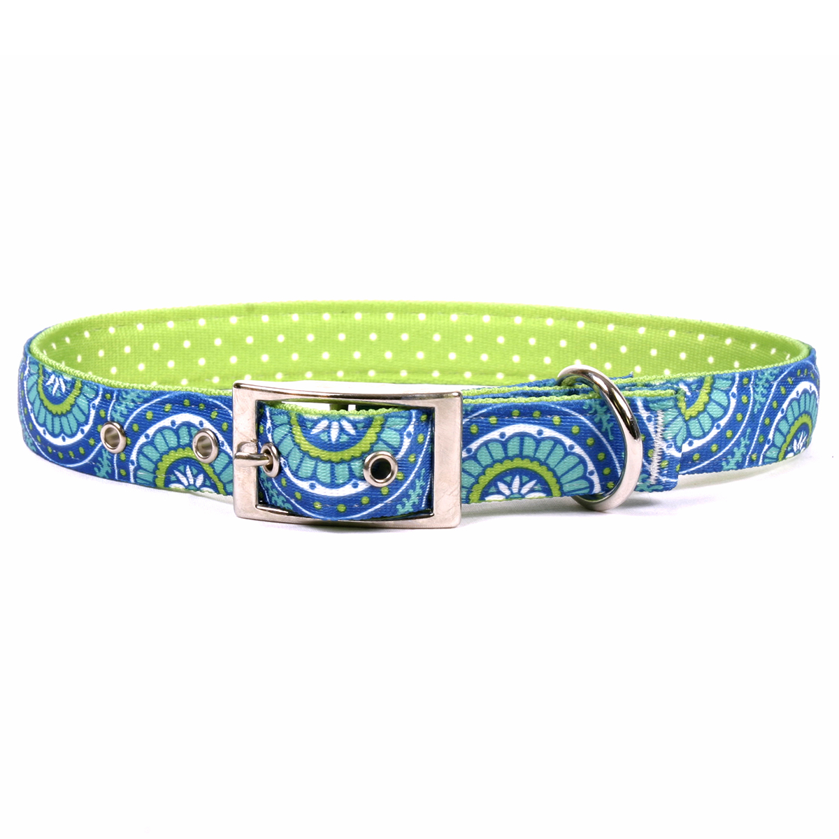 Radiance Blue Uptown Collar