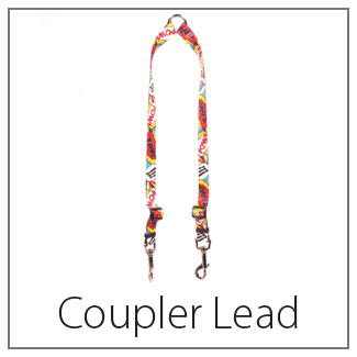 Coupler Dog Lead