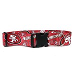 San Francisco 49ers 2 Inch Wide Collar