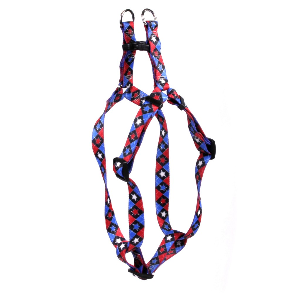 American Argyle Step-In Harness