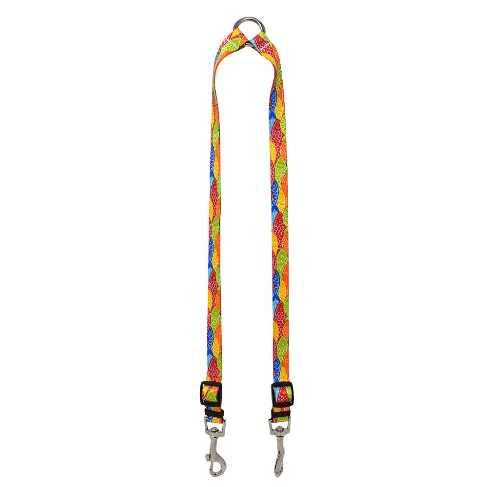 Colorful Fish  Coupler Lead