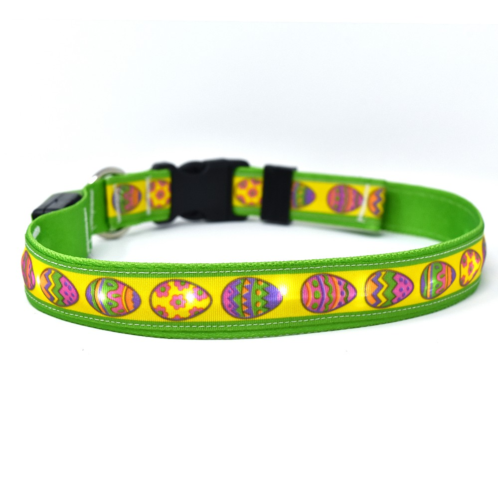 Easter Eggs ORION LED Dog Collar