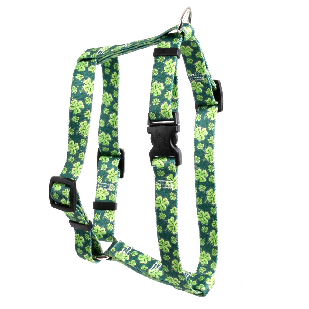 4 Leaf Clover Roman H Harness