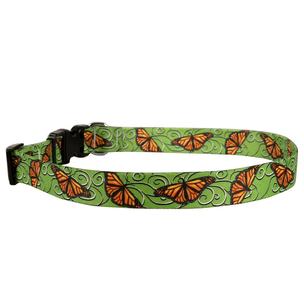 Monarch Swirl Standard Collar