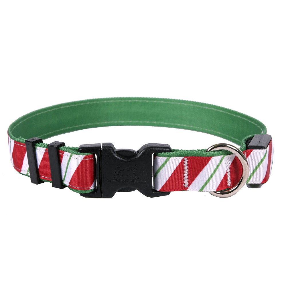 Peppermint Stick ORION LED Dog Collar